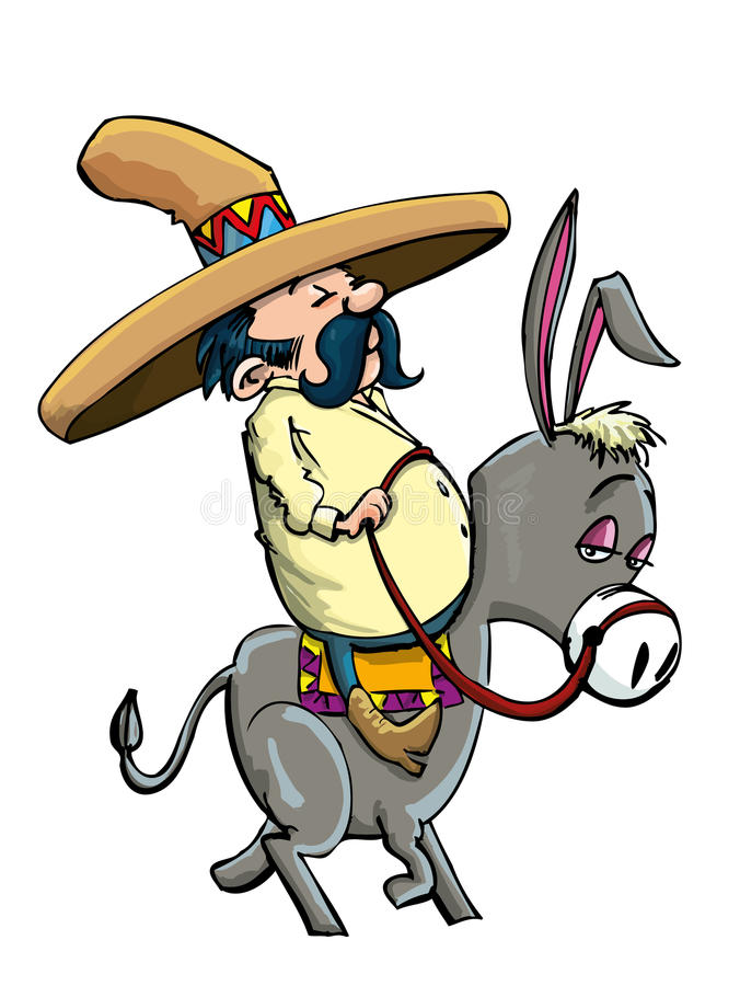 cartoon-mexican-wearing-sombrero-riding-donkey-25320634.jpg