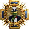 FoH Recruitment Medal