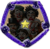 Amod Team Shadow Clowncil Medal